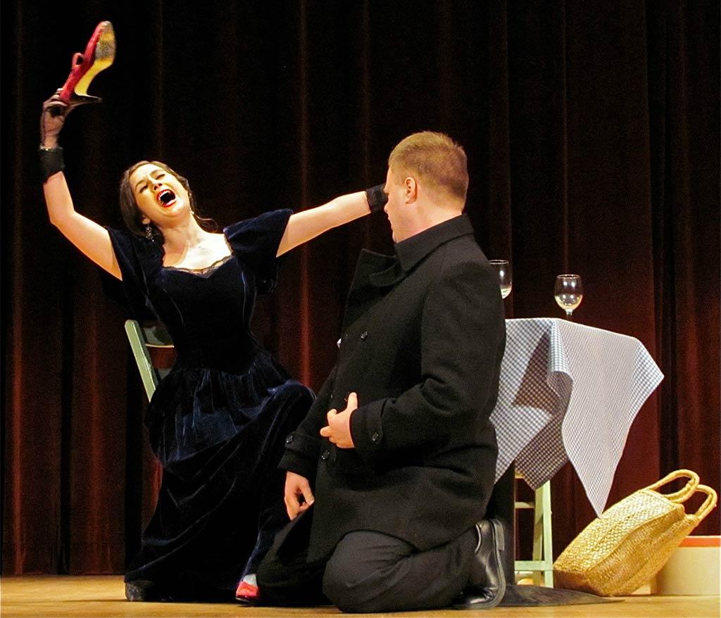 Musetta Puccini's La Boheme