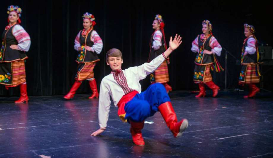 Zorepad Ukrainian Dance Ensemble