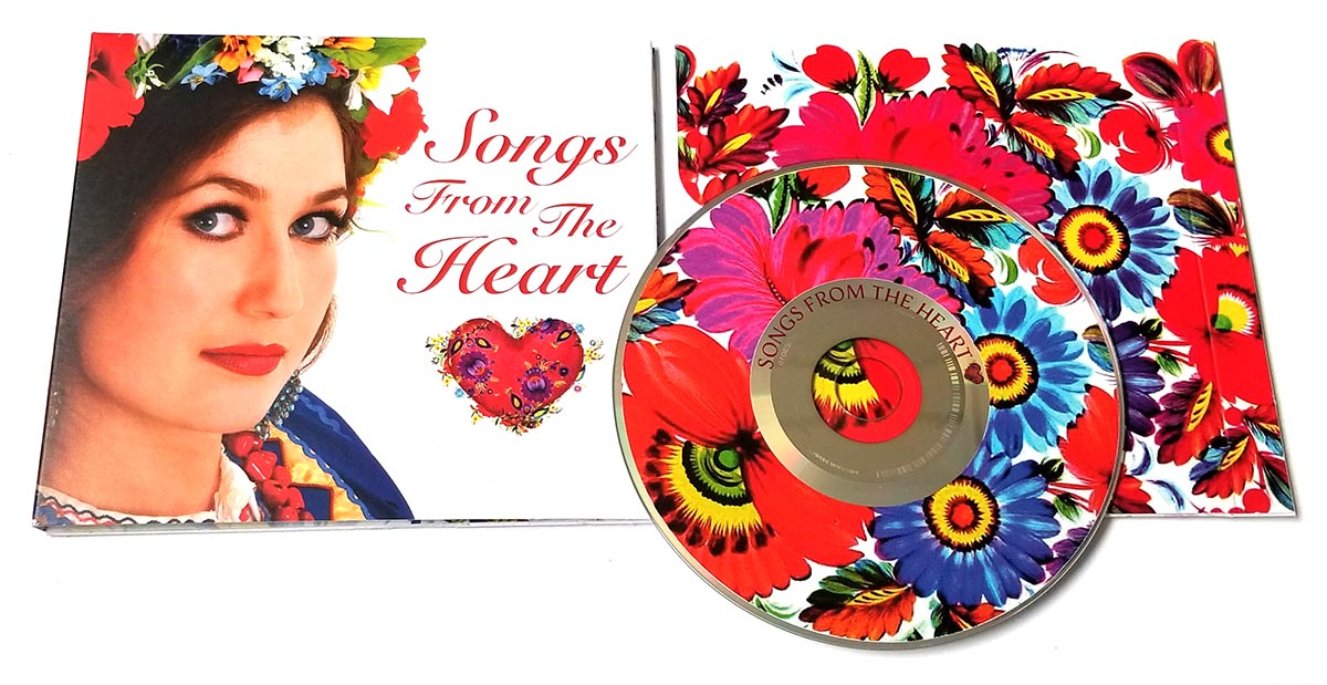 Song From The Heart CD